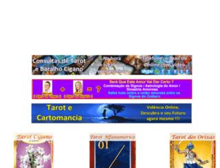 tarocigano.com.br screenshot