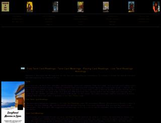 tarot-card.net screenshot