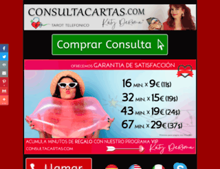 tarot-gratis.info screenshot