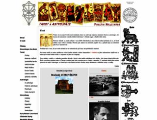 tarot.web4fun.cz screenshot