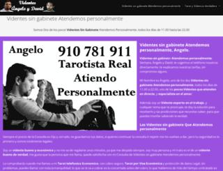 tarotangeloydavid.com screenshot