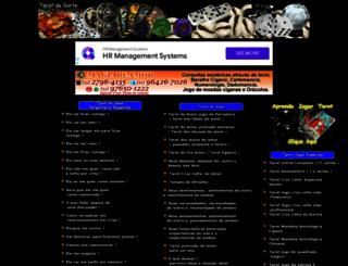 tarotdasorte.com.br screenshot