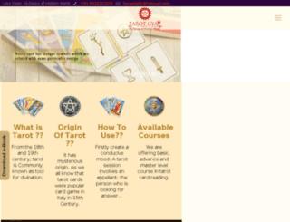 tarotgita.com screenshot