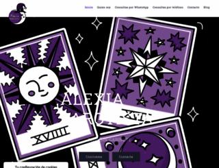 tarotistaalexia.blogspot.com.es screenshot