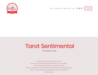 tarotsentimental.com screenshot