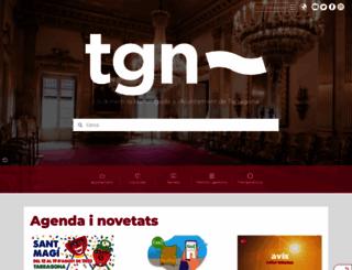 tarragona.cat screenshot