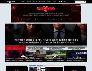 tarreo.com screenshot