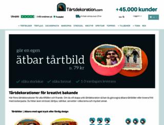tartdekoration.com screenshot