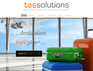 tas-solutions.co.uk screenshot