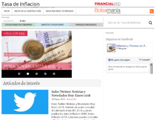 tasadeinflacion.com.ar screenshot