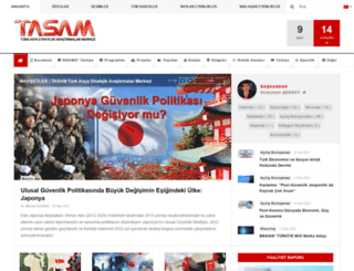 tasam.org screenshot