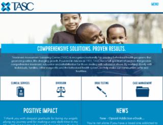 tascaz.org screenshot