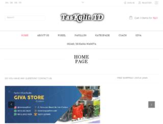 tasfossilmurah.com screenshot