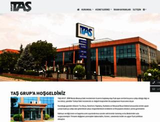 tasgrup.com.tr screenshot