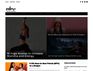 tashiara.com screenshot