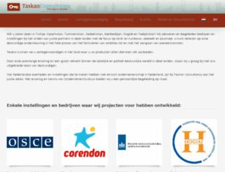 taskanconsultancy.com screenshot