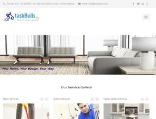 taskbulls.com screenshot