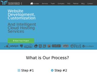 taskforce-1.com screenshot