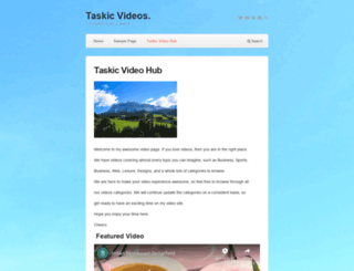 taskic.com screenshot