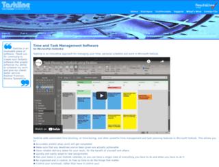 taskline.com screenshot
