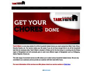 taskomatic.weebly.com screenshot