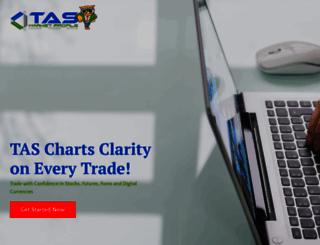 tasmarketprofile.com screenshot