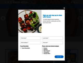 tassal.com.au screenshot