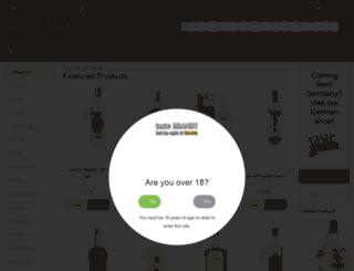 tastebrandy.com screenshot