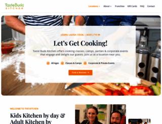 tastebudscook.com screenshot