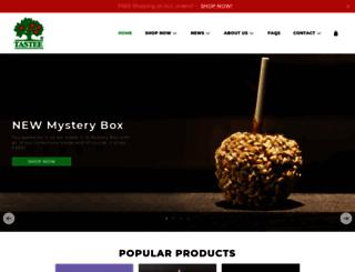tasteeapple.com screenshot