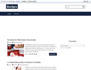 tastefullyrecipes.blogspot.com screenshot