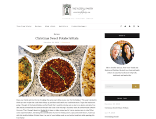 tastefulpantry.com screenshot