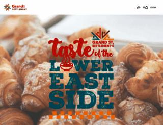 tasteofles.org screenshot