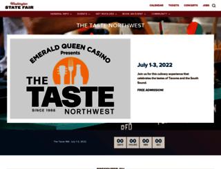 tasteoftacoma.com screenshot