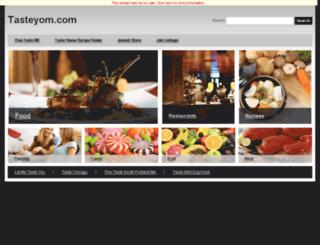 tasteyourownmedicine.com screenshot