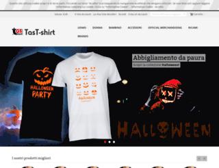 tastshirt.com screenshot