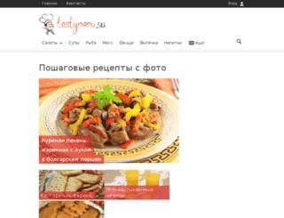 tastykitchen.ru screenshot