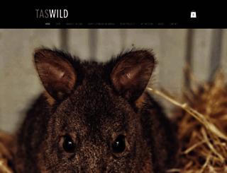 taswild.com.au screenshot