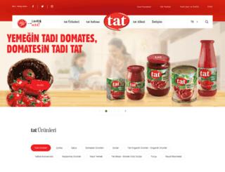 tat.com.tr screenshot
