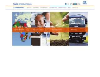 tataafrica.com screenshot