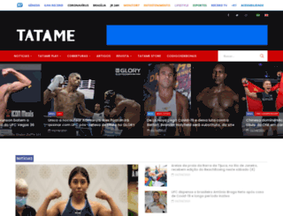 tatame.com screenshot