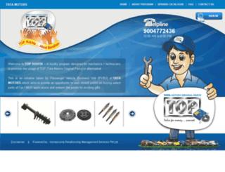 tatatoprishta.com screenshot