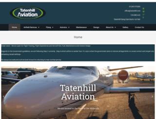 tatenhill.com screenshot