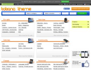 tatiana.abprofitrade.eu screenshot
