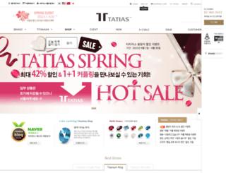 tatias.com screenshot