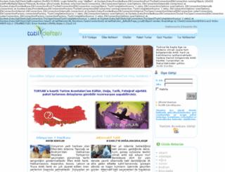 tatildefteri.com screenshot