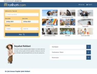 tatilhatti.com screenshot