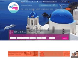 tatilrodos.com screenshot