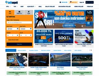 tatilsepeti.com screenshot
