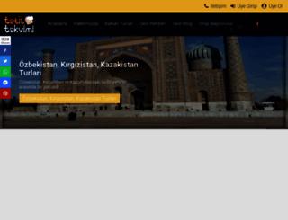 tatiltakvimi.com screenshot